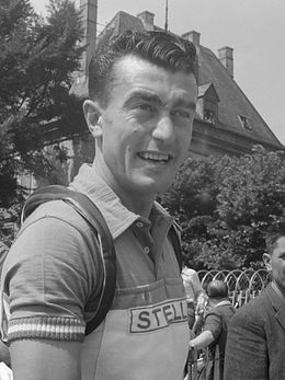 Photo louison bobet en 1951