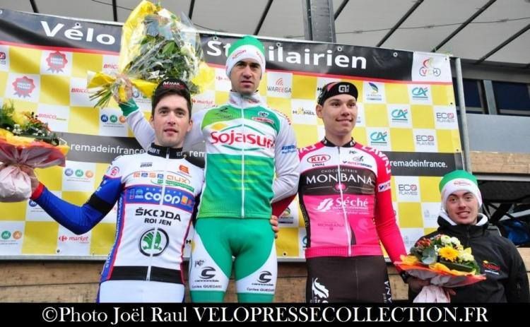 Julien Guay remporte le GP de Saint Hilaire