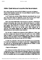 Victoire d'Adrien GAREL